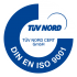 TÜV Nord ISO 9001